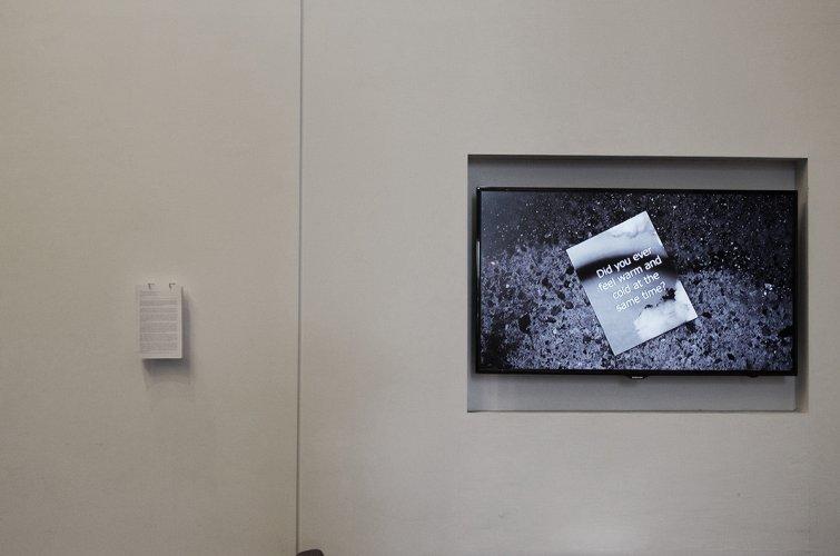 Jenny Brockmann: 'Inside-Out', HD-Video, 9:43min., 2014, photo: Jenny Brockmann, ©the artist